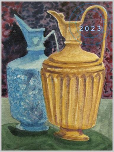 Persian jugs
