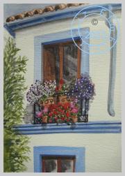 Balcony, Cordoba